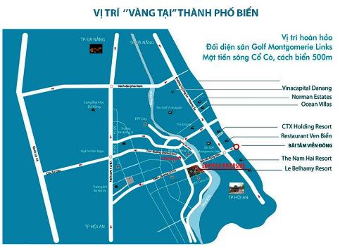 Dự án Sentosa Riverside Đà Nẵng (2)