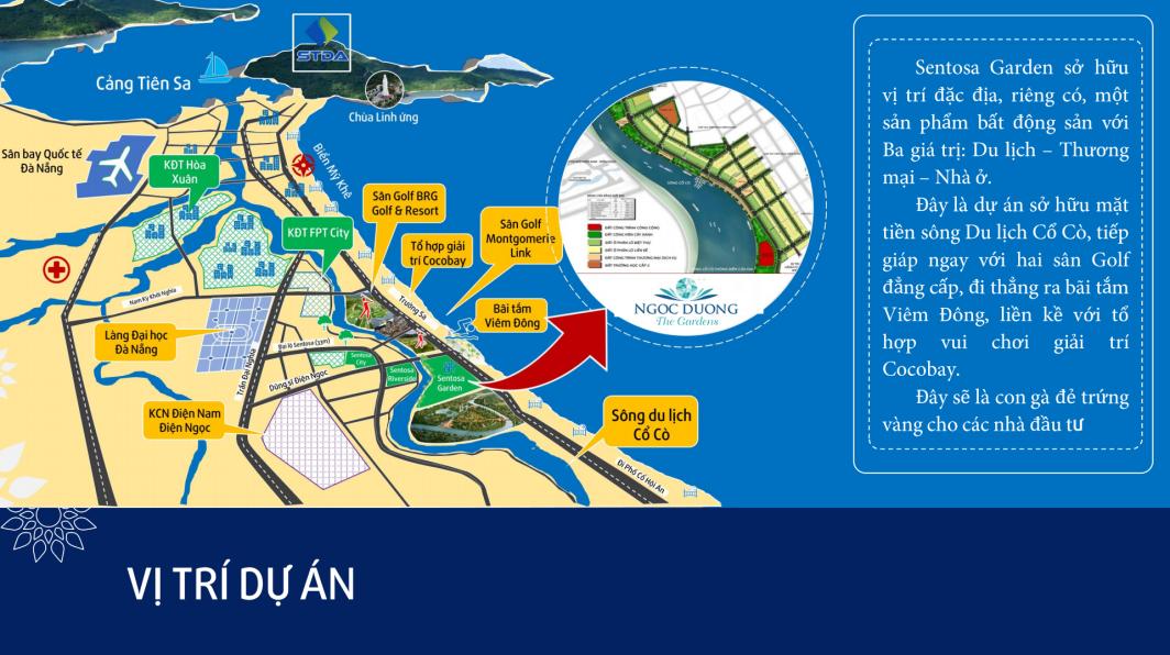 Dự án liền kề Green City Đà Nẵng