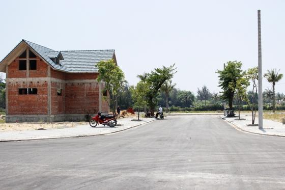 Ảnh thực tế dự án Green City Đà Nẵng