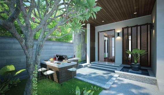 Mẫu thiết kế nhà dự án Green City Đà Nẵng